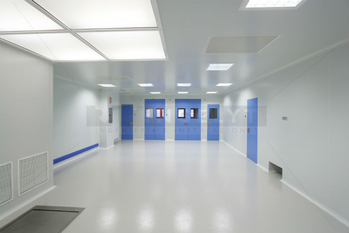 Clean Room arquitecture: Tecnipure System - Clean rooms ...