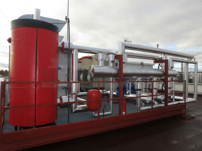 Air treatment systems - Clean rooms engineering - Ingelyt