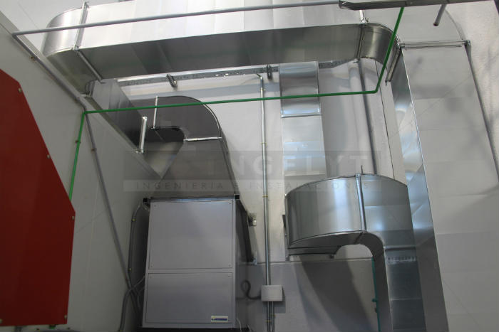 Air Treatment Systems Clean Rooms Engineering Ingelyt