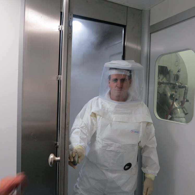 HAPI potent active ingredient - Ingelyt Clean Room Engineering - GMP Consulting