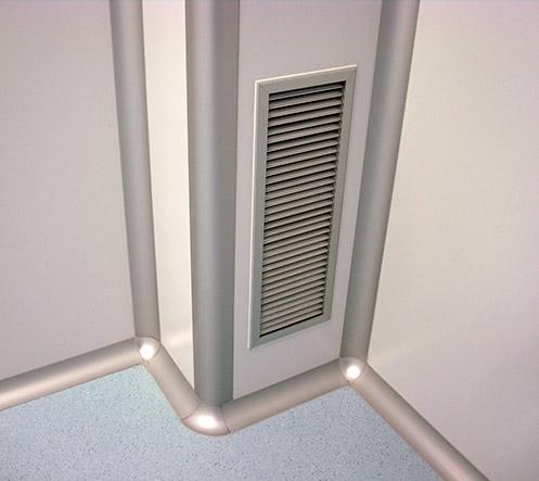 Liaisons sanitaires - Ingénierie de salles blanches