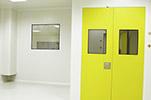 Architecture clean Room: Système Tecnipure - Ingénierie de salles blanches - Ingelyt