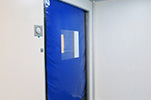 Portes roulantes - Ingénierie de salles blanches