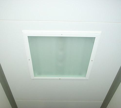Luminaires - Ingénierie de salles blanches - Ingelyt