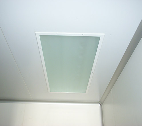 Luminaires - salles blanches