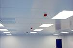Plafonds non visitables - Ingénierie de salles blanches