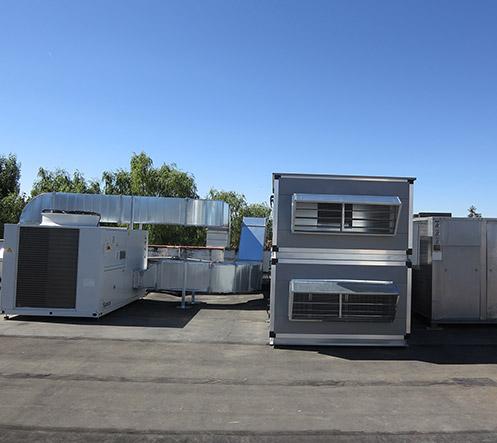 Systèmes de traitement de l'air - Ingénierie de salles blanches - Ingelyt