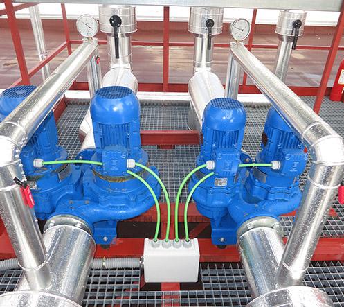 Systèmes de traitement de l'air - Clean rooms - Ingelyt