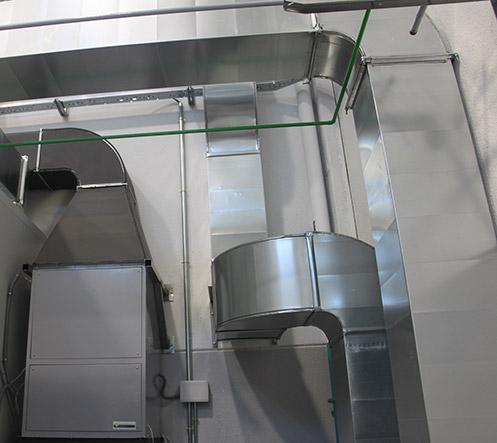 Systèmes de traitement de l'air - Ingelyt