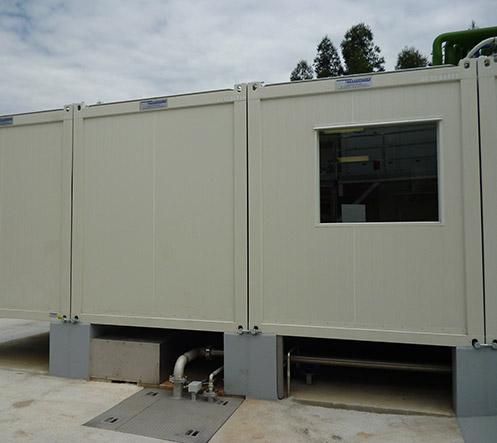 Solutions modulaires - Ingénierie de salles blanches
