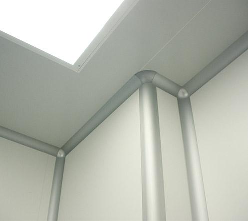 Liaisons sanitaires - Ingénierie de salles blanches - Ingelyt