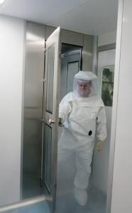 Duchas de agua nebulizada-equipamiento