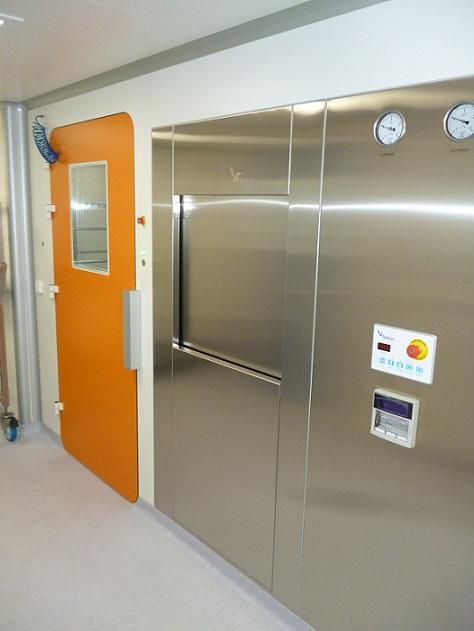 Instalaciones seguridad Biologica