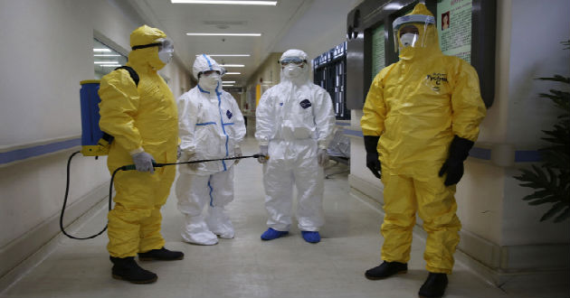 Adecuacion y reformas en hospitales y laboratorios para el virus del ebola