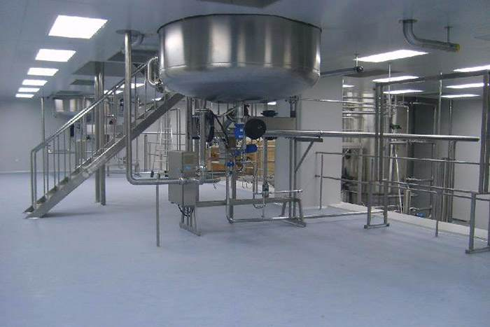 Critical Service Fluids- Ingelyt Clean Room Engineering - GMP Consulting