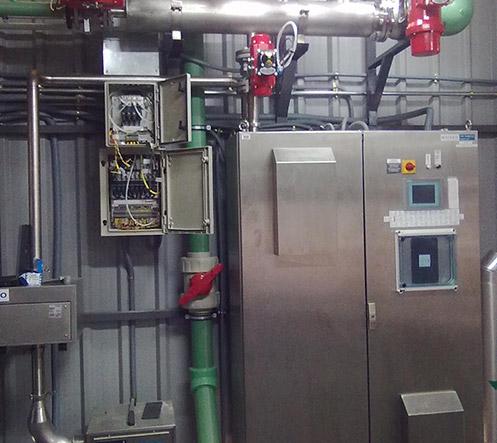 Decontamination systems