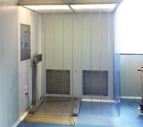 Solutions spécifiques - Ingénierie de salles blanches - Ingelyt