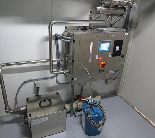 Systèmes de décontamination - Ingénierie de salles blanches - Ingelyt