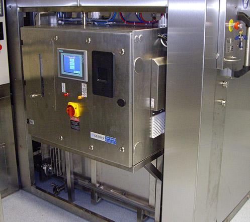 Systèmes de décontamination - Ingénierie de salles blanches