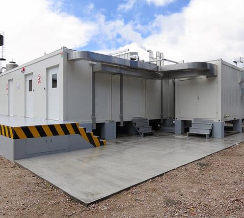 Solutions modulaires - Ingénierie de salles blanches - Ingelyt