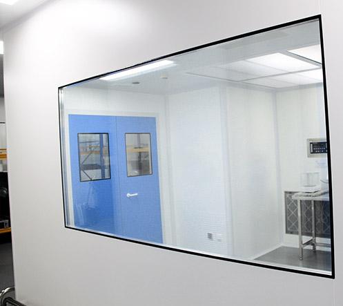 Fenêtres - Ingénierie de salles blanches - Ingelyt