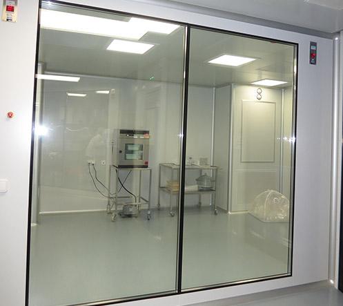 Fenêtres - salles blanches