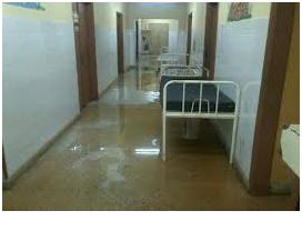 INUNDIACION-tratamiento residuos fecales en enfermos de Ébola