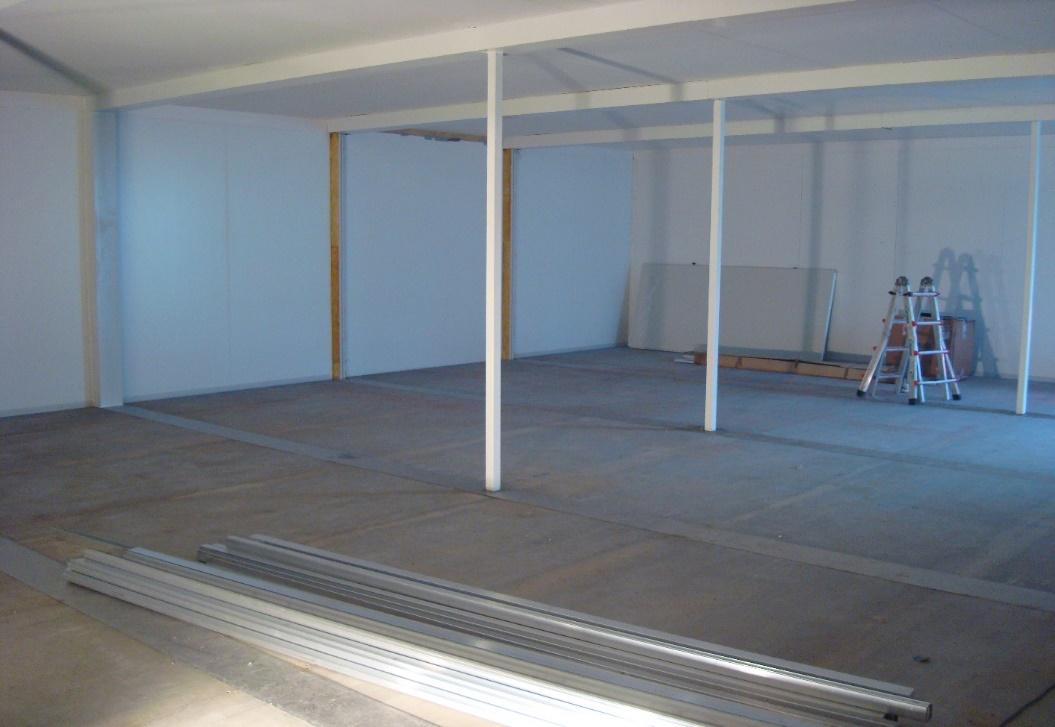 instalaciones modulares de salas blancas